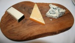 Reds cheese plate